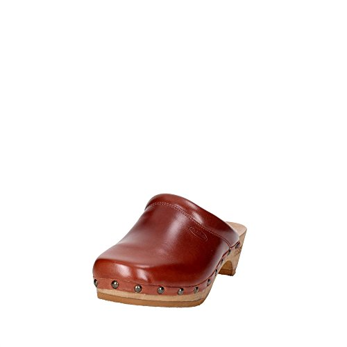 Dr.scholl 8716 Mules Femme Marron cuir