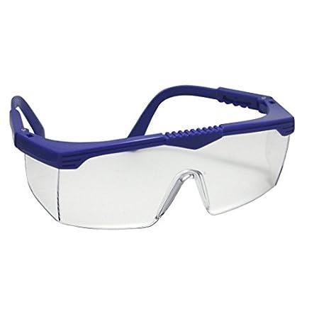 Laborbrille mit verstellbaren Bügeln für Kinder – wie für die Profis!