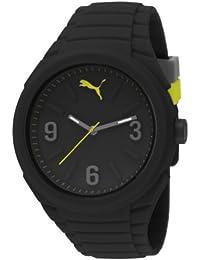 PUMA unisex-Armbanduhr Gummy Analog Quarz Silikon PU103592001