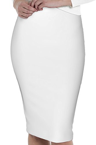 Marc olivier donna midi gonna (cream 06|38)