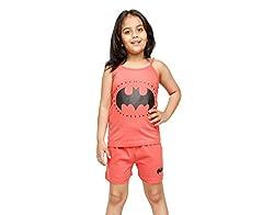 Batman Bold Justice Nightwear For Girls