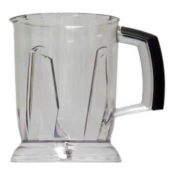 Bicchiere 1250 ml per braun minipimer e multiquick