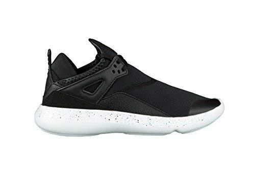 Nike Air Jordan Fliege 89 BG Junior Turnschuhe aa4039 Turnschuhe - Schwarz Weiß 010, 37.5 (Jordan Fliegen)