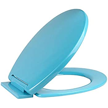 Elitezotec 169 New Mint Green Plastic Toilet Seat Wc Toilet