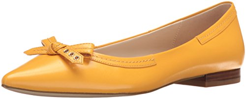 cole-haan-womens-alice-bow-skimmer-pointed-toe-flat-sunglow-85-b-us