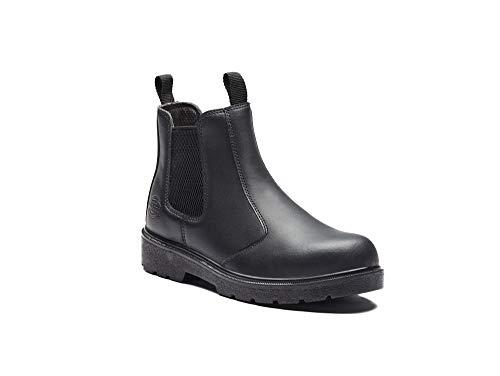 Dickies FA23345 SBL 8 Dealer S1-P Super Safety Boots Stiefel, Schwarz, Größe 42
