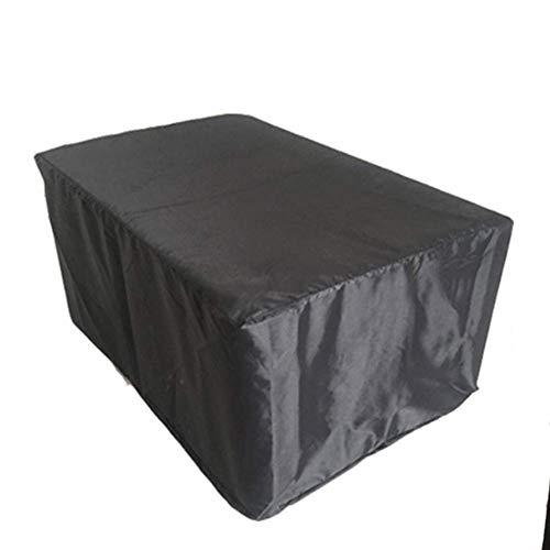 GLP Oxford Tuch Outdoor Gartenmöbel Wasserdichte Staubschutz Gartentisch Und Stuhl Sonnencreme Maschine Abdeckung Eine Vielzahl Von Größen Erhältlich (200 G / M2) (Size : 320x160x74cm) -