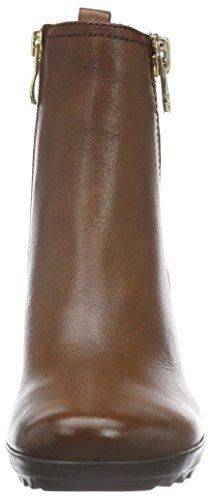 Caprice 25407, Bottes Classiques Femme Marron (Cognac Comb 315)