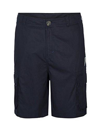Zimtstern, Pantaloni corti Uomo Crizz Grigio (Anthrazit)