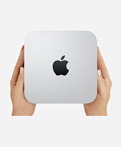 Apple Mac Mini MC270LL/A A1347 Intel Core 2 Duo 2.4GHz 320GB HDD DVDRW Mac OS Sierra, 8GB RAM