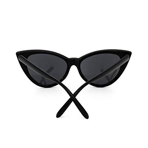 959812ac2e HibiscusElla Vintage Cat Eye Women Sunglasses Classic Sexy Sun Glasses  Ladies PC Frame Resin Lens Travel UV400 Eyewear Glasses