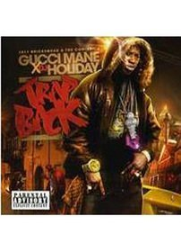 Trap Back by Gucci Mane (2012) Audio CD