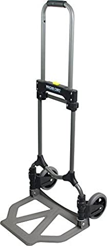 Magna Cart Ideal 150 lb Capacity Steel Folding Hand Truck by Welcom