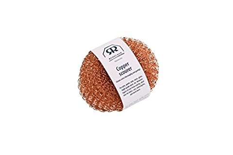 Redecker Copper Pot Scrubber Kitchen Cookware and (Pan Scrubber)
