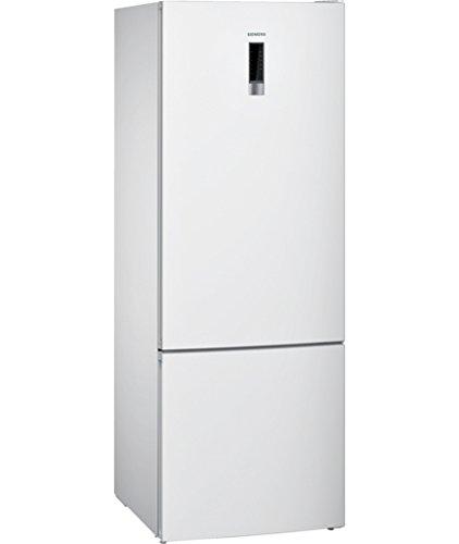 Siemens iQ300 KG56NXW30 Autonome 505L A++ Blanc réfrigérateur-congélateur - Réfrigérateurs-congélateurs (505 L, Pas de givre (réfrigérateur), SN-T, 18 kg/24h, A++, Blanc)