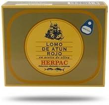 HERPAC - LOMO DE ATUN ROJO EN AC. OLIVA 320 GR