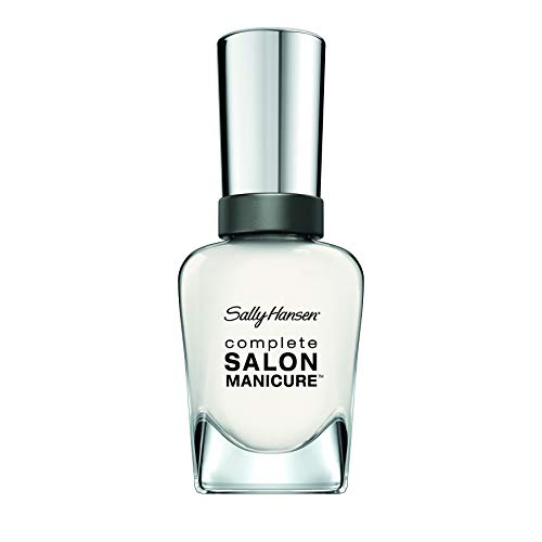 Sally Hansen Complete Salon Manicure Nagellack mit Keratinkomplex Arm Candy, Leicht-Rosa, glänzender Pflegelack ohne UV-Licht, langanhaltend Nr. 175, (1 x 14,7 ml)