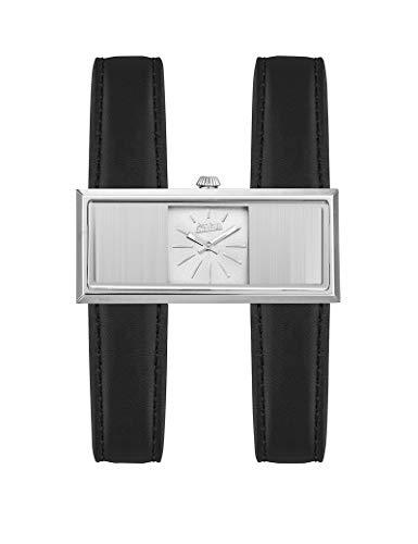 Reloj Doble Juego Jean-Paul Gaultier Mujer Plateado–8505001