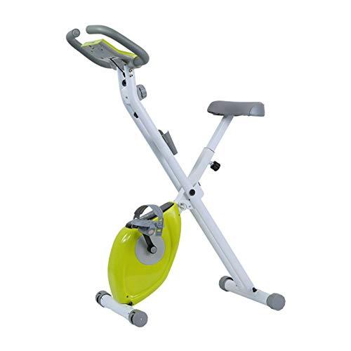 WBaRJ Indoor Cycling Heimtrainer, Spinning Bike, Verstellbarer Sitz