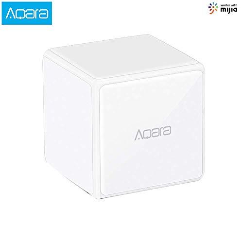 per Xiaomi Mi Aqara Magic Cube Controller Versione Zigbee Sei Azioni di Controllo, per il Dispositivo Smart Home Funziona con Mijia Home App