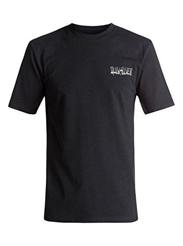 Quiksilver Neon Tendencies - T-Shirt - T-Shirt - Männer - L - Schwarz