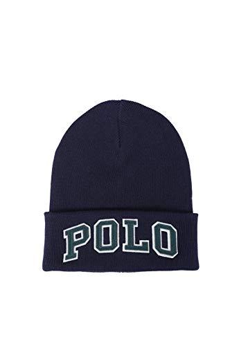 Ralph Lauren Luxury Fashion Herren 449679487004 Blau Hut   Jahreszeit Permanent