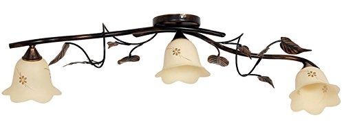 retro-rustico-fiorentino-classico-floreale-coperte-lampada-led-da-soffitto-z610
