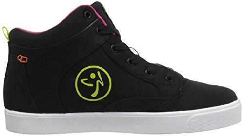 Zumba Footwear Street Fresh, Scarpe Sportive Indoor Bambina Nero (Black)