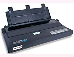 Tvs Printer-245 Monochrome Dot Matrix Printer