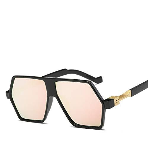 Top Shishang Sonnenbrillen Fashion Big Frame Sonnenbrillen Girl Boy Eyewear Augen Zubehör, Pink