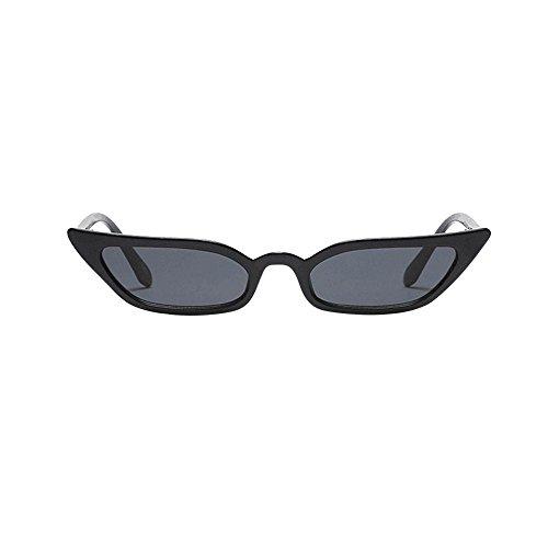 Battnot☀  Sonnenbrille für Damen Herren, Unisex Vintage Mode Kleiner Anti-UV400 Gläser Sonnenbrillen Schutzbrille Männer Frauen Retro Billig Shades Sunglasses Women Outdoor Cat Eye Eyewear