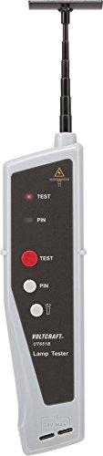 VOLTCRAFT lt-100Tester für Lampen mit Teleskopantenne 3kV 68-72KHZ -