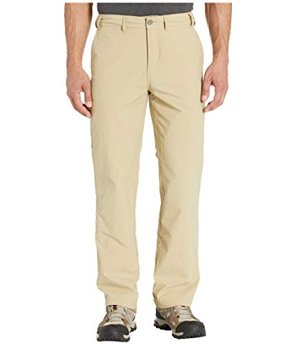 ExOfficio Men's Sol Cool Nomad Pant, Light Khaki, 32 - Herren Adventure Hose Khaki