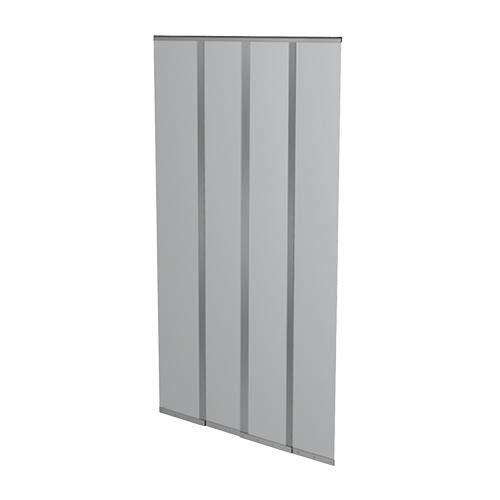 pro insect Insektenschutz Lamellenvorhang für Türen 120x250cm, anthrazit