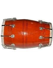 SG Musical bolt tuned mango wood dholak(dholki)
