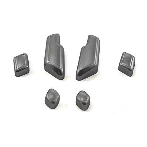 Paire de diabolos Keiti/® Aluminium inoydables de b/équille datelier Rouges diam/ètre 10 mm pour Kawasaki