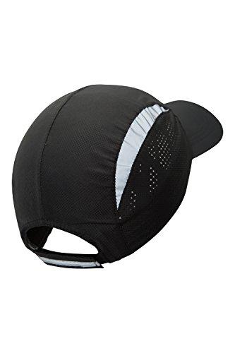 Mountain Warehouse Active Reflective Mens Hat Noir