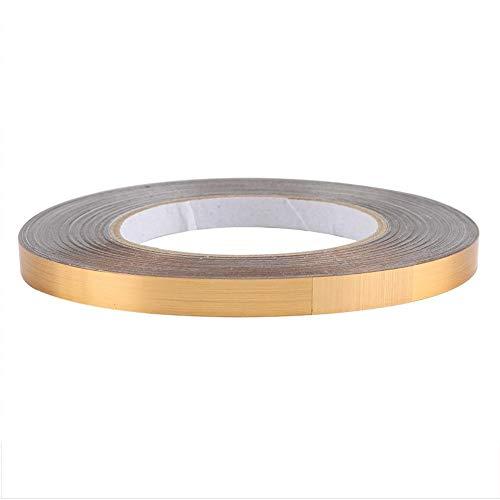 PVC-dekorative Band-Folien-Raum-Boden-Spalten-Linie Aufkleber-selbstklebende Boden-Eckfliese(1cm / 0.39in-01) -