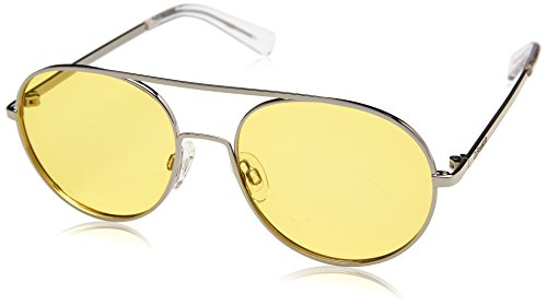 D. Franklin Eagle, Gafas de Sol Unisex adulto, Amarillo, 52