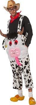 Wilbers Federbein Herren EU 60/UK und US 50Ferdinand The Bull (Bull Für Kostüme Baby)