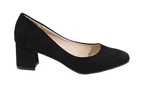 Par Chaussures, Chaussures Basses Femme Noire