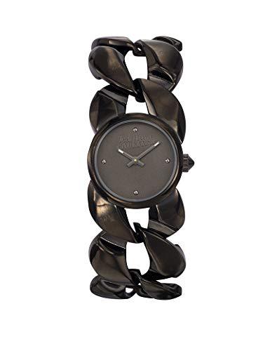Orologio Jean-Paul Gaultier in acciaio, da donna, colore: grigio
