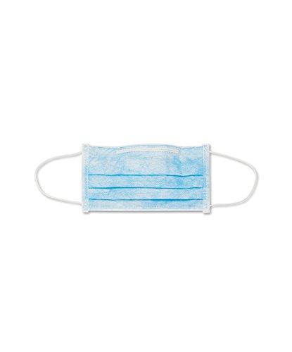 Barriere al-nu994bl-r ear-loop Face Maske, einfache, One size, Blau -