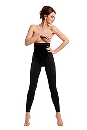 envie Shapewear Leggings figurformend hoch tailliert schwarz S