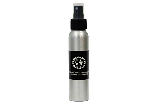 Huile d'argan bio pour cheveux - soin capillaire 125 ml - spray