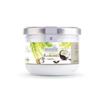 Bio Planete Bio Kokosöl nativ (6 x 200 ml)