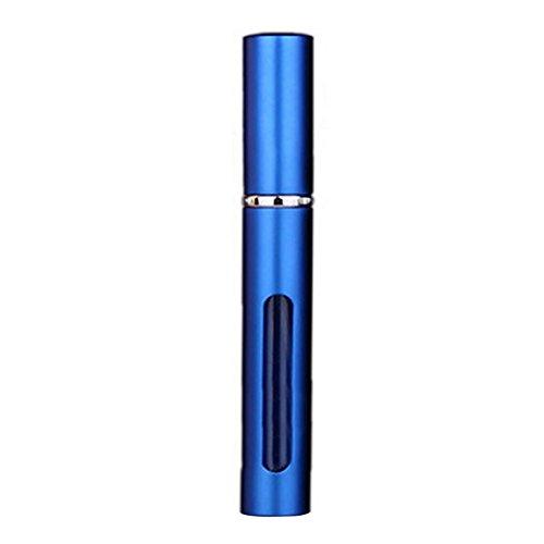 Mignon Mode de voyage portable rechargeable Mini Bouteille de parfum Atomiseur Vaporisateur 5 ml, idéal pour Tote Sac à main