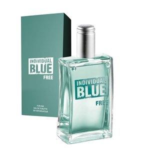 Avon Individual Blue FREE Eau de Toilette Spray per lui * Nuovo * In confezione originale *