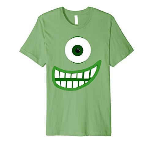 Monster Gesicht Kostüm für Damen, Herren und Kinder