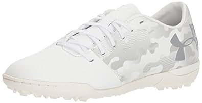 Under Armour Herren UA Spotlight TF 1289539-100 Sneaker, Mehrfarbig (White 001), 41 EU